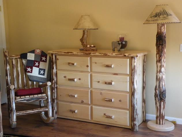 Lodgepole Pine Tahoe Furniture Company