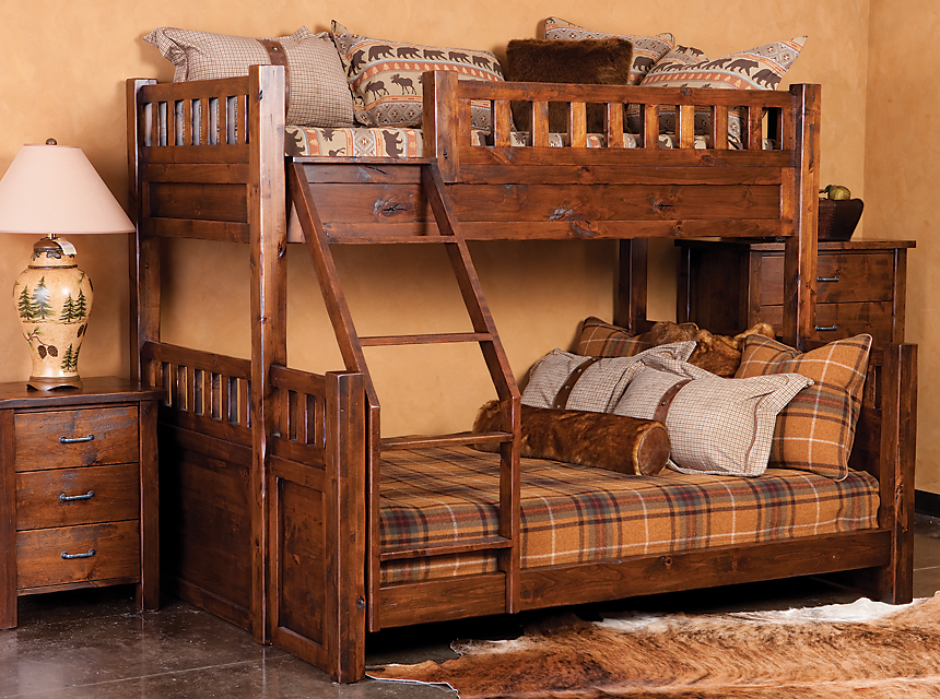 Bunk beds tahoe furniture company - Literas para adultos ...