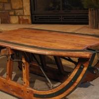Sled table 1