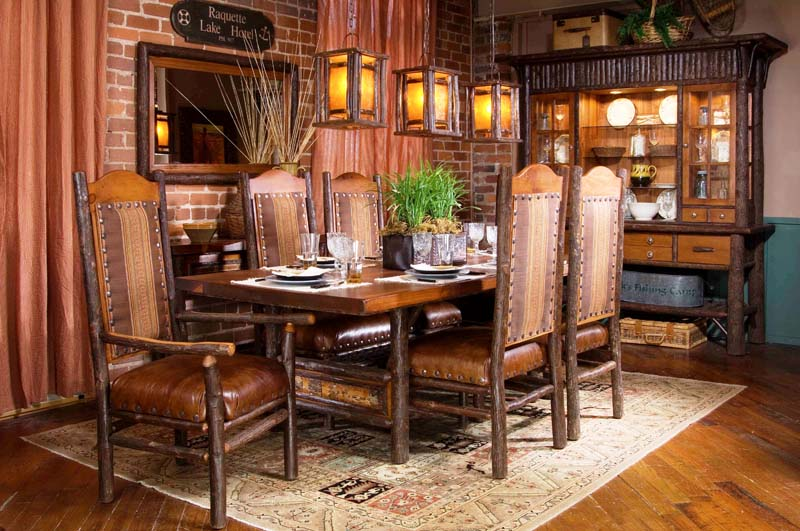Tahoe Furniture Company Dining Room
