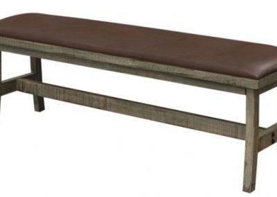 antique multi bench seat