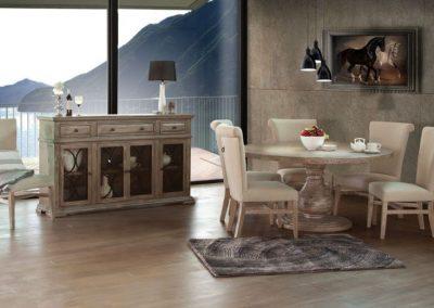 bonanza dining room table