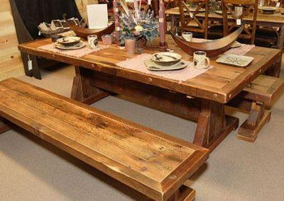 stony brook bench table