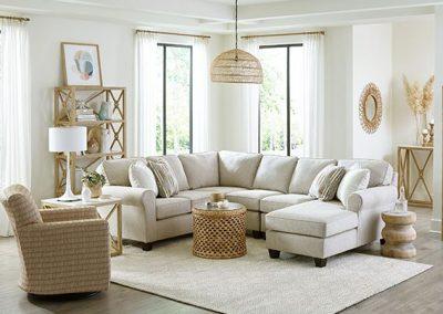 Annabel sectional sofa