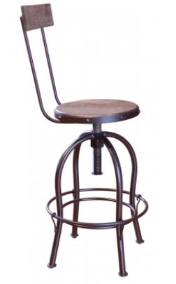 antique bar & stools