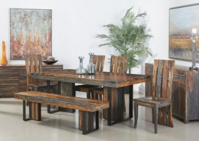 c2c dining room table