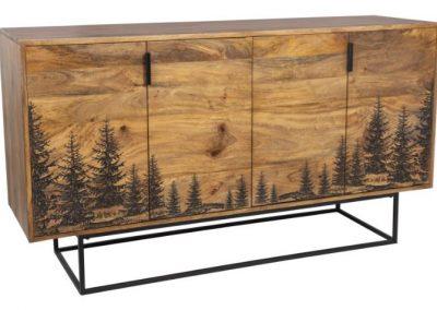 cascade sideboard