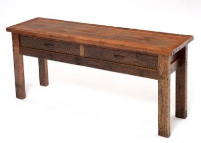 heritage sofa table