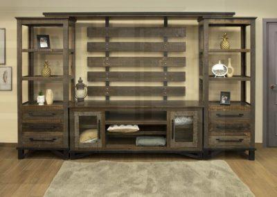 loft hutch & Tv cabinet