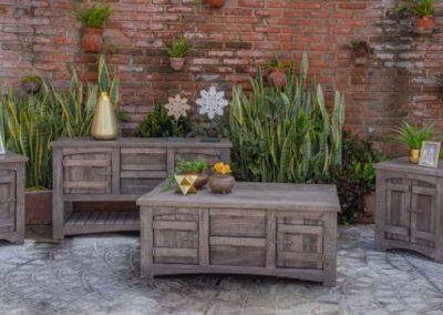 san antonio bedroom tables & storage